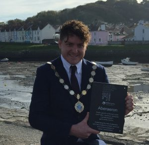 Rhys Davies, Mayor