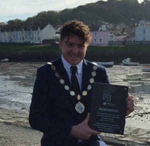 Rhys Davies, Mayor